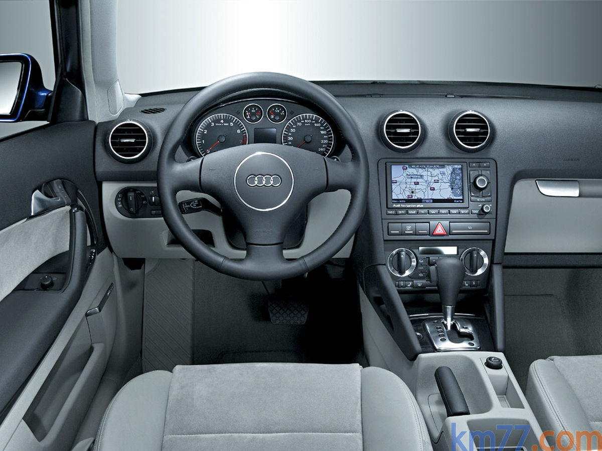 Audi A3 2 0 Fsi Attraction 2003 2005 Precio Y Ficha Tecnica
