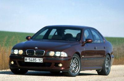 Un vistazo al pasado | Prueba del BMW M5 (1999) - Foto