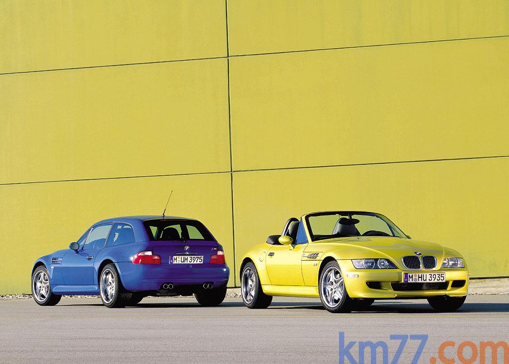 Bmw Z3 M Coupe 1997 2000 Precio Y Ficha Tecnica
