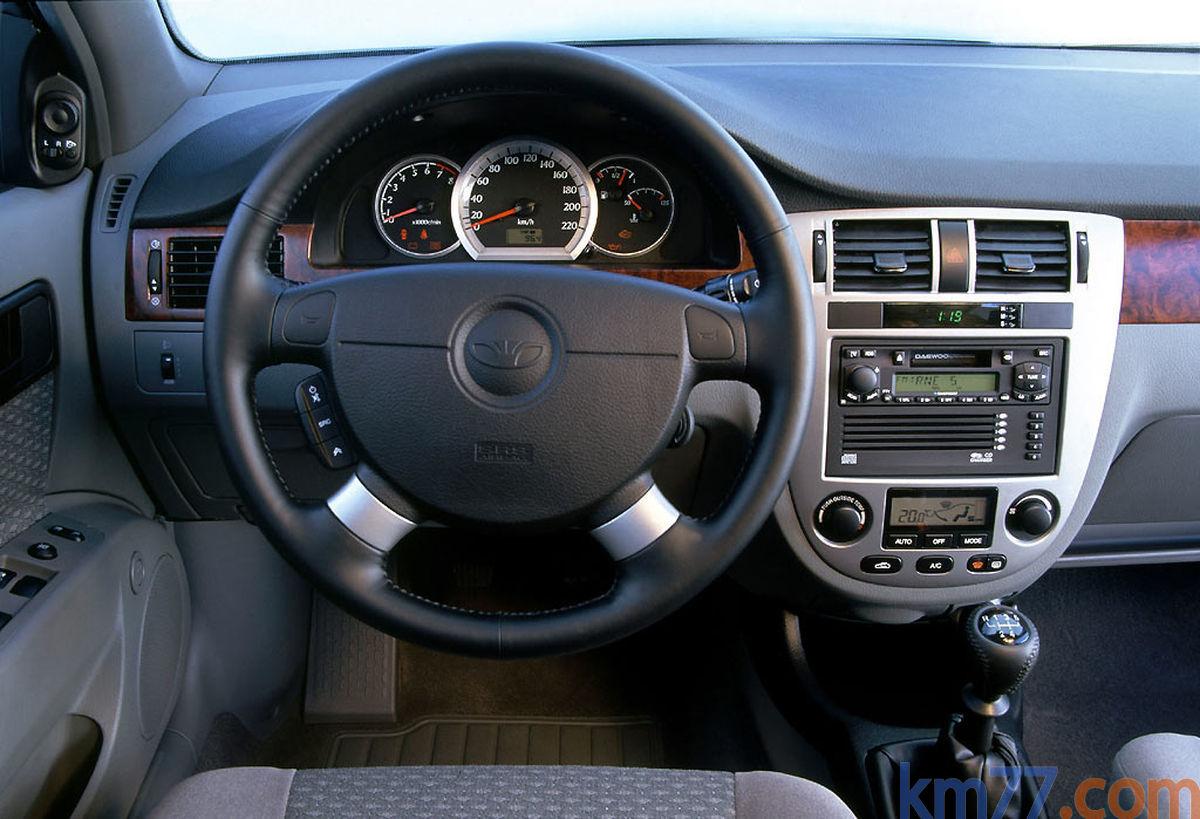 Daewoo Nubira 1.6 SX (2003-2004) | Precio y ficha técnica ...