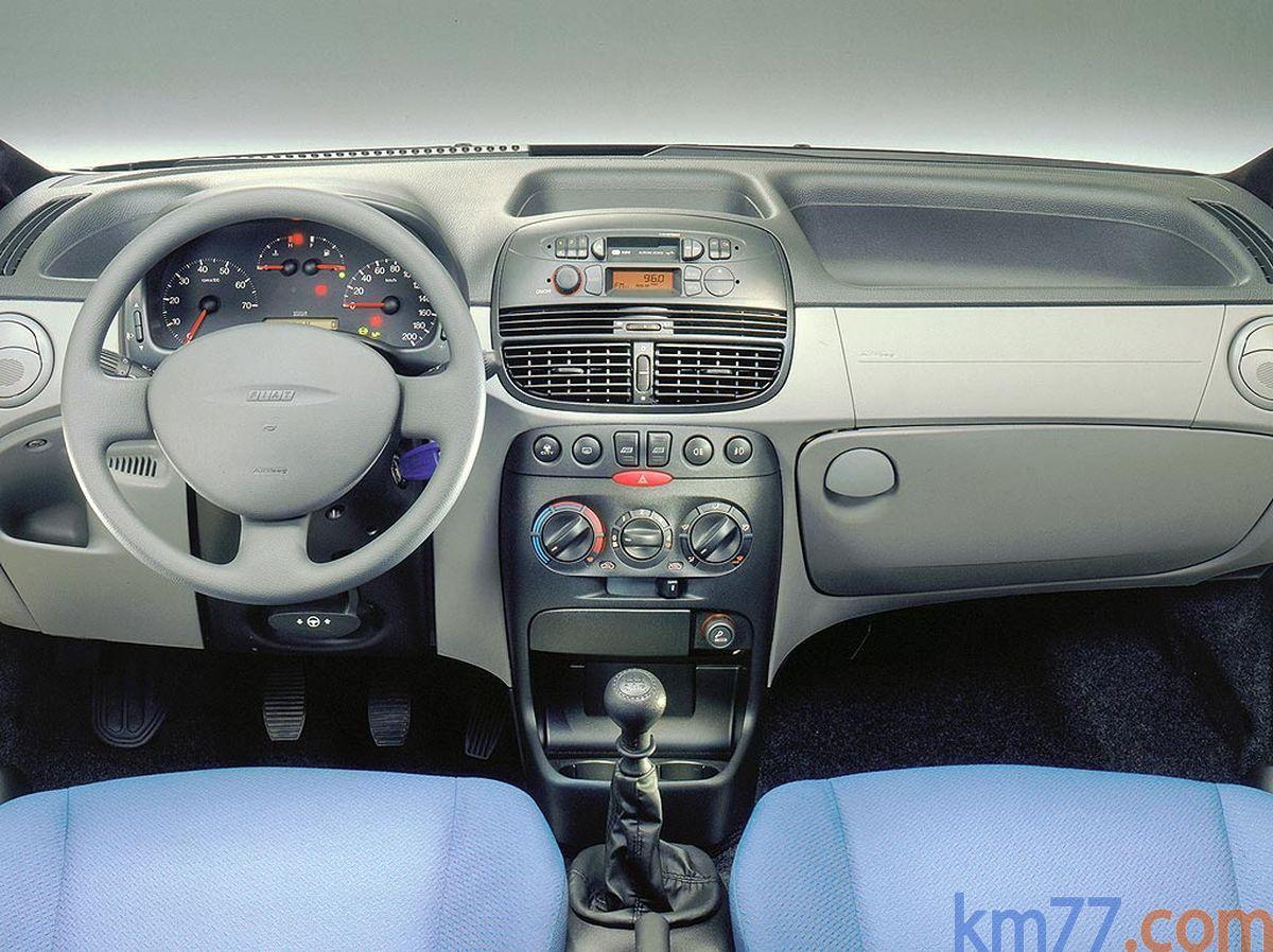 Fiat Punto Cabrio 60 1999 2001 Precio Y Ficha Técnica Km77 Com