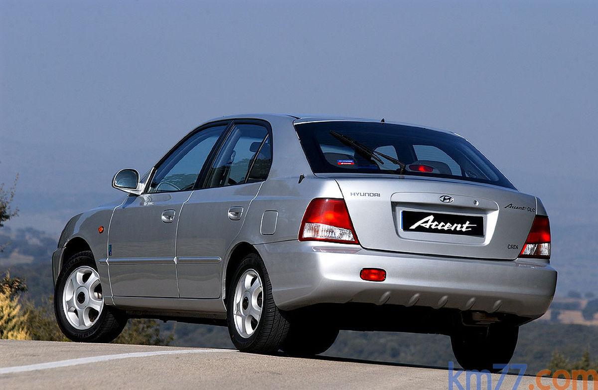 Hyundai Accent F L 1 5i Gls 5p 2001 2003 Precio Y