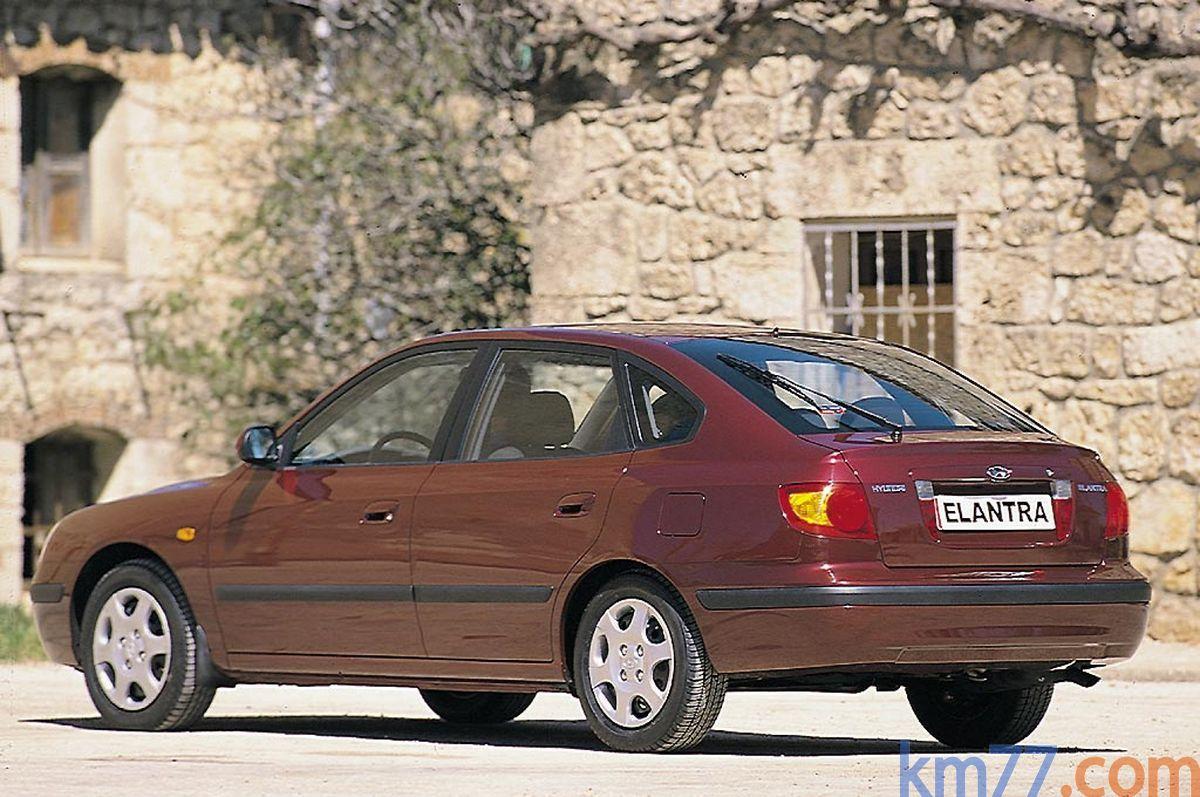 hyundai elantra 2 0 gls 5p 2000 2004 precio y ficha tecnica km77 com hyundai elantra 2 0 gls 5p 2000 2004