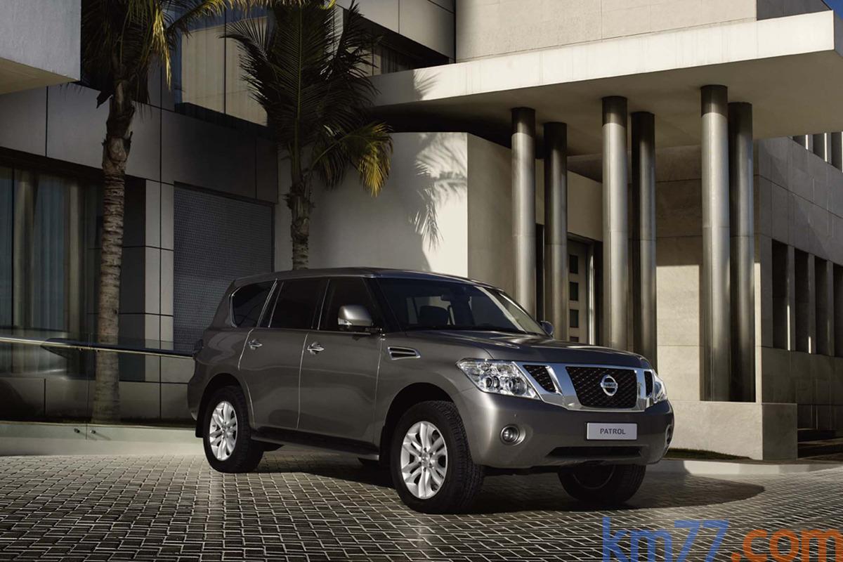 Ver mas info sobre el modelo Nissan Patrol