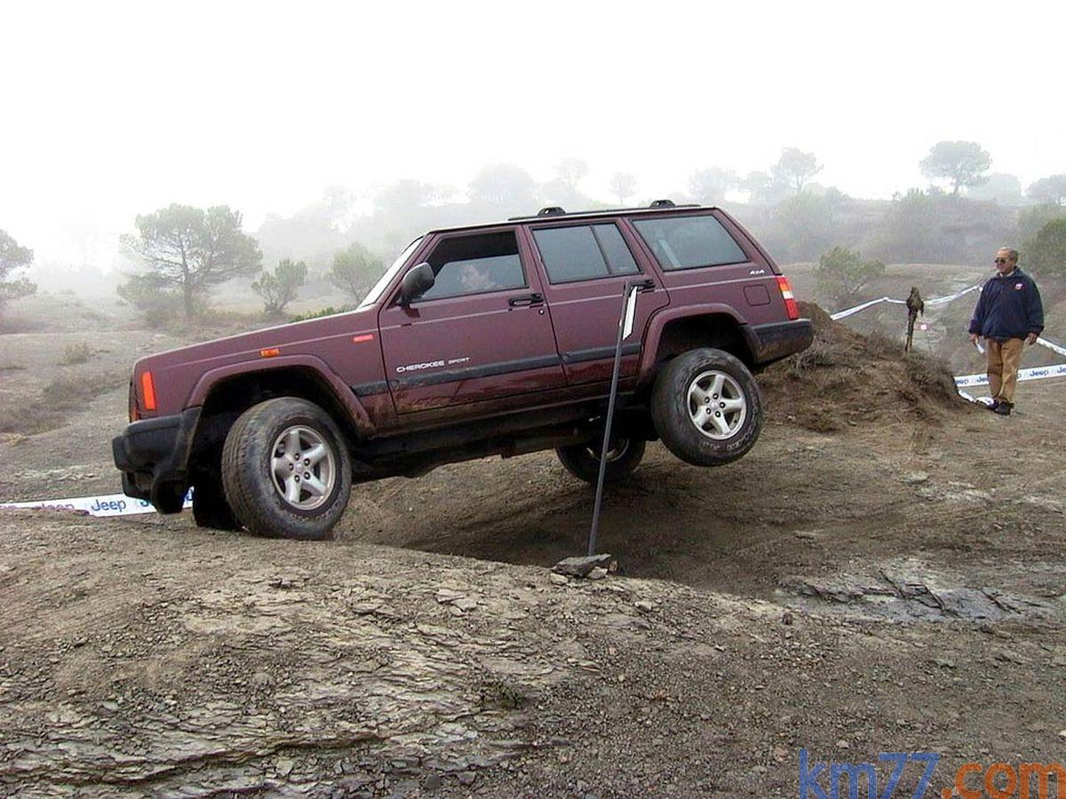 Jeep Cherokee 2.5 TD 4p Sport (2000-2001) | Precio y ficha ...