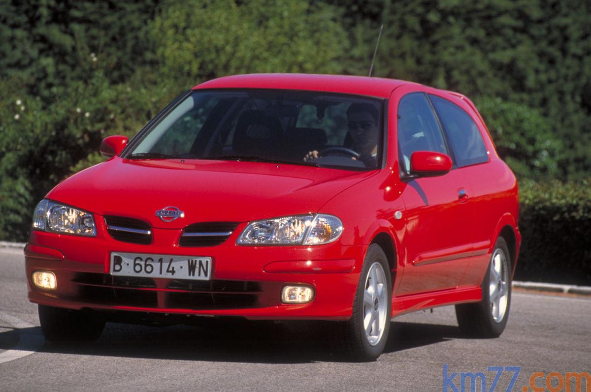 Nissan Almera 2 2di Sport 3p 2001 2002 Precio Y Ficha