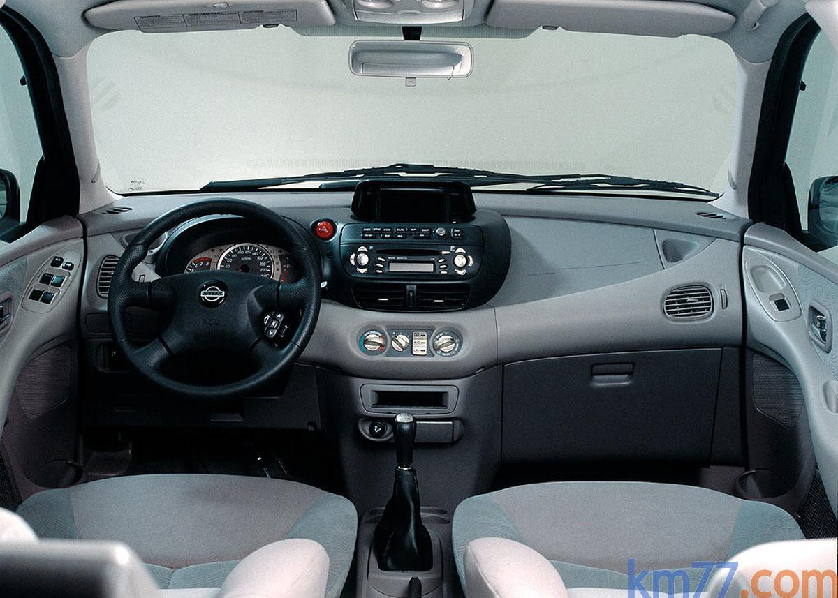 Nissan Almera Tino 2 2di Mar 2002 2003 Precio Y Ficha