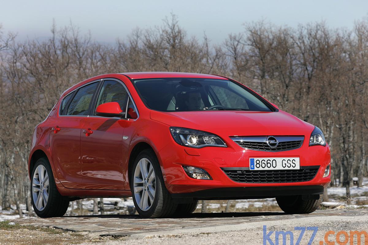 Fotos exteriores opel astra 5 puertas 2010 - Opel astra 5 puertas ...