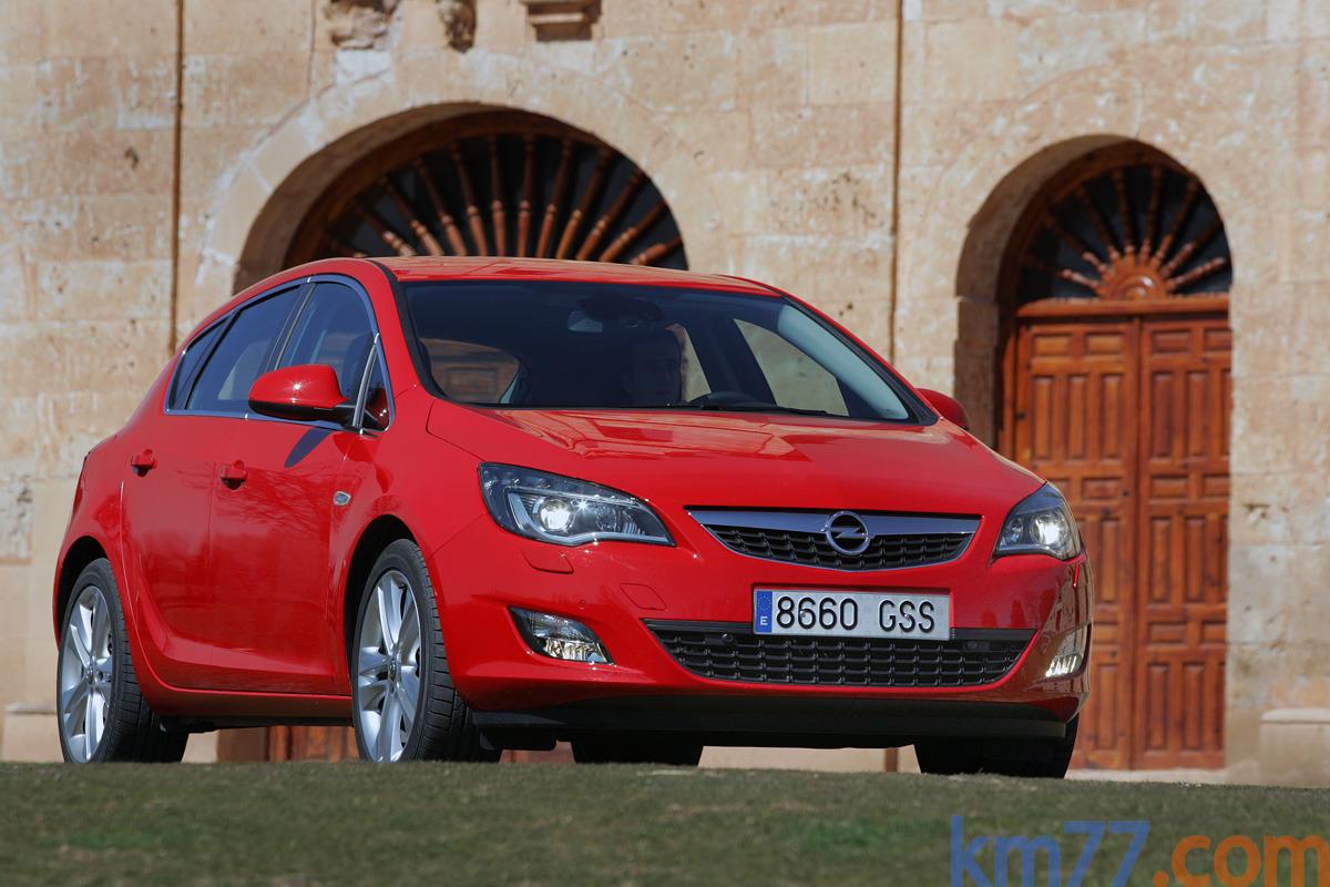 Fotos exteriores opel astra 5 puertas sport 2010 - Opel astra 5 puertas ...