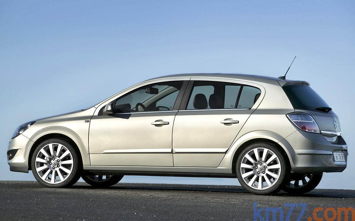 Fotos exteriores opel astra 5 puertas 2007 - Opel astra 5 puertas ...