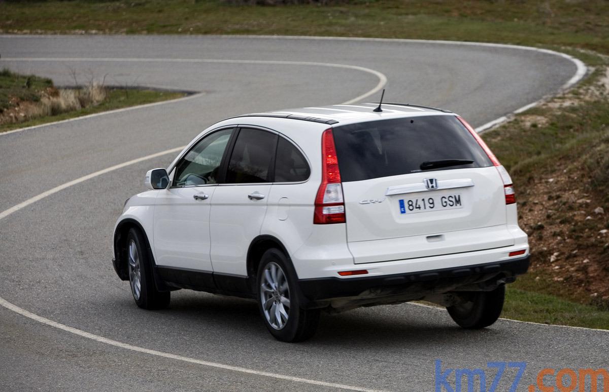 Fotos exteriores honda cr v 2010 for Honda cr v vs bmw x3