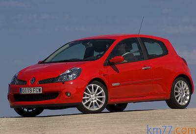 Renault clio 5 puertas 2006 precios equipamientos fotos pruebas y fichas t cnicas - Clio 2008 5 puertas precio ...