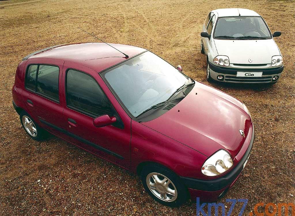 Renault clio 1 6 si 5p 1998 2000 precio y ficha t cnica - Clio 2008 5 puertas precio ...