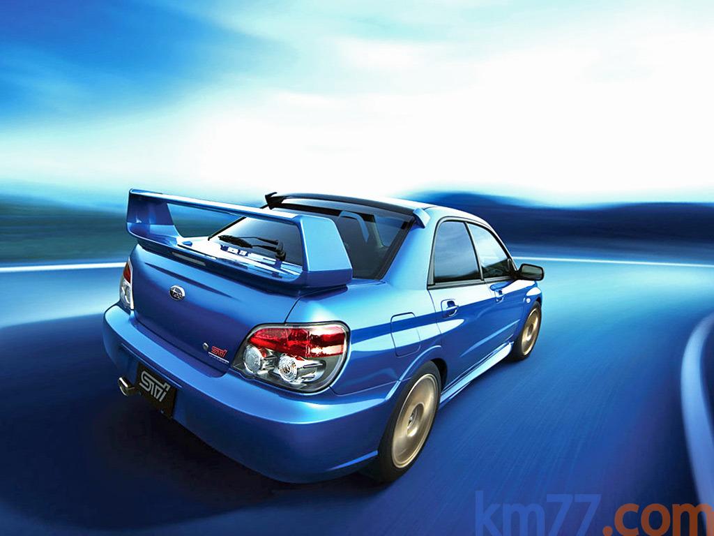 Subaru Impreza Sedán 2.0R (2005-2007)