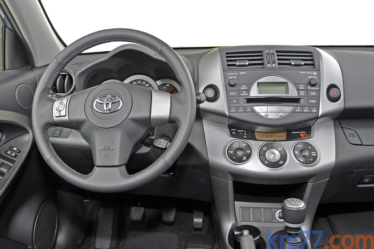 Full on 2010 Toyota Rav 4