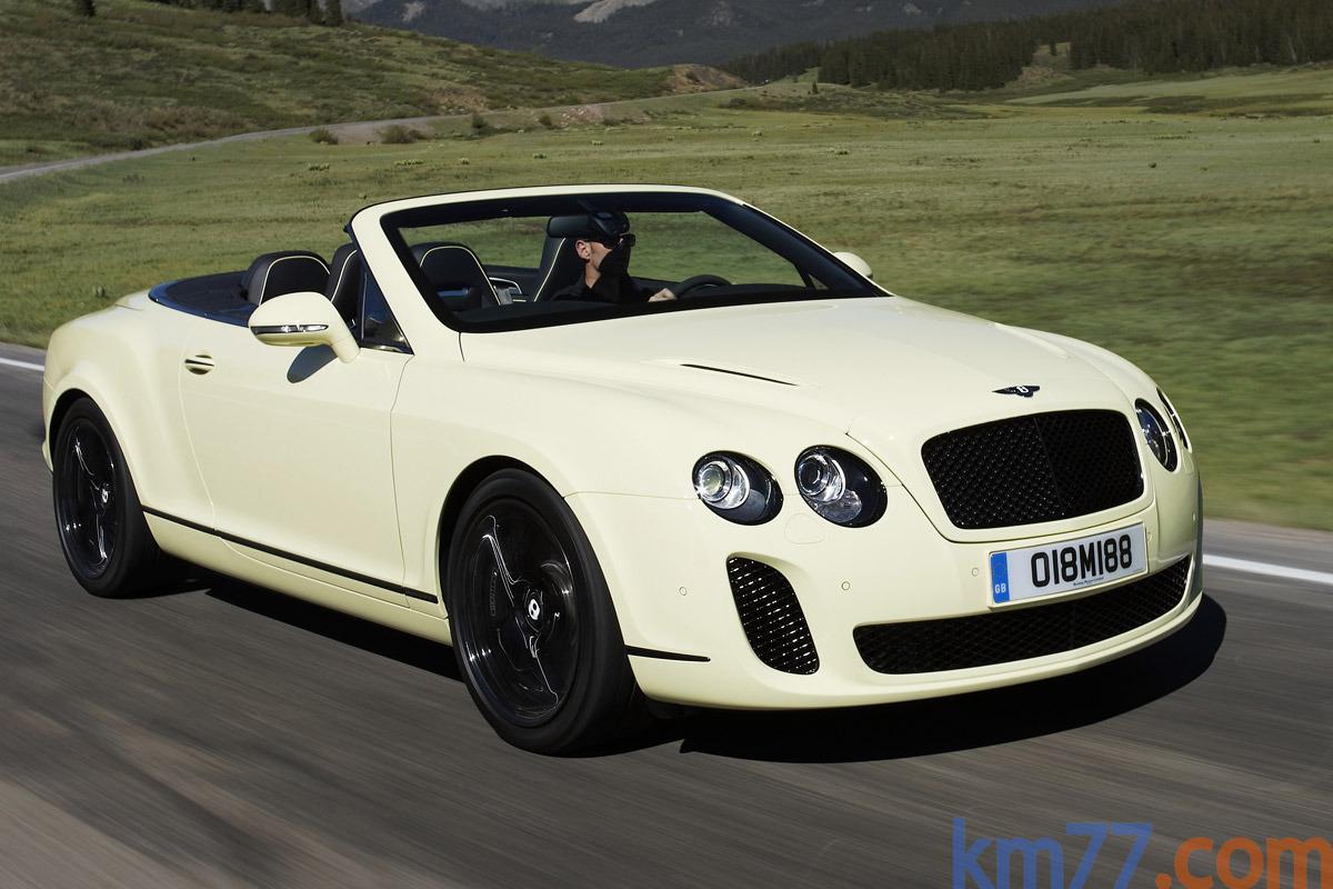 Fotos Exteriores Descapotable Bentley Continental Gtc
