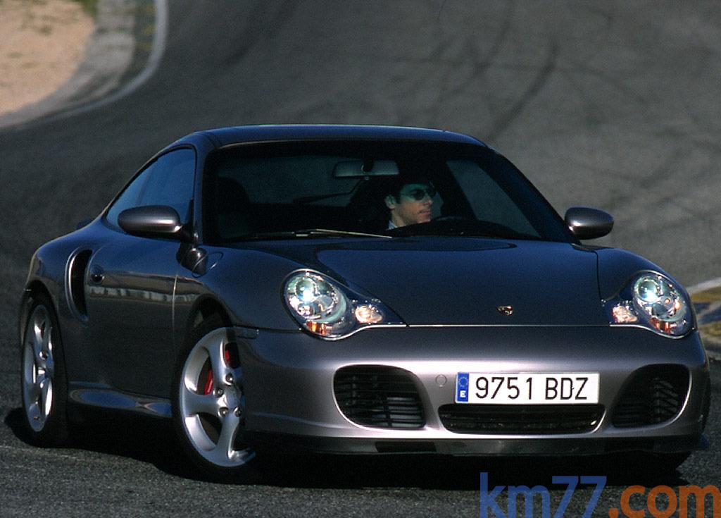 Porsche 911 Carrera 4 Coupé Tiptronic 1999 2001 Precio Y