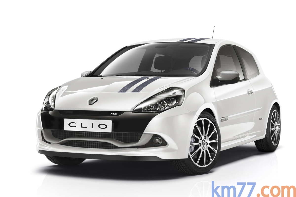 fotos exteriores clio rs gordini renault clio renault sport y rs gordini 2009. Black Bedroom Furniture Sets. Home Design Ideas
