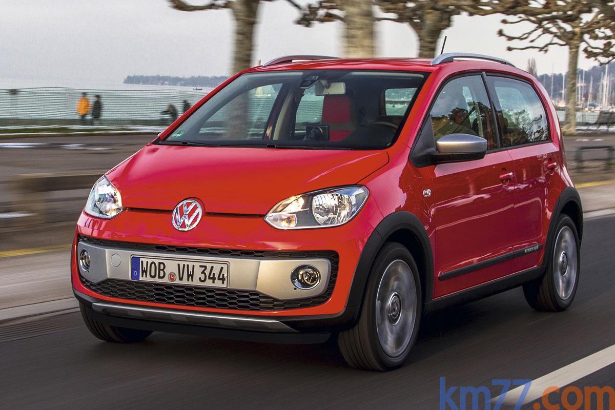 Foto Volkswagen cross up! (2013-2014)