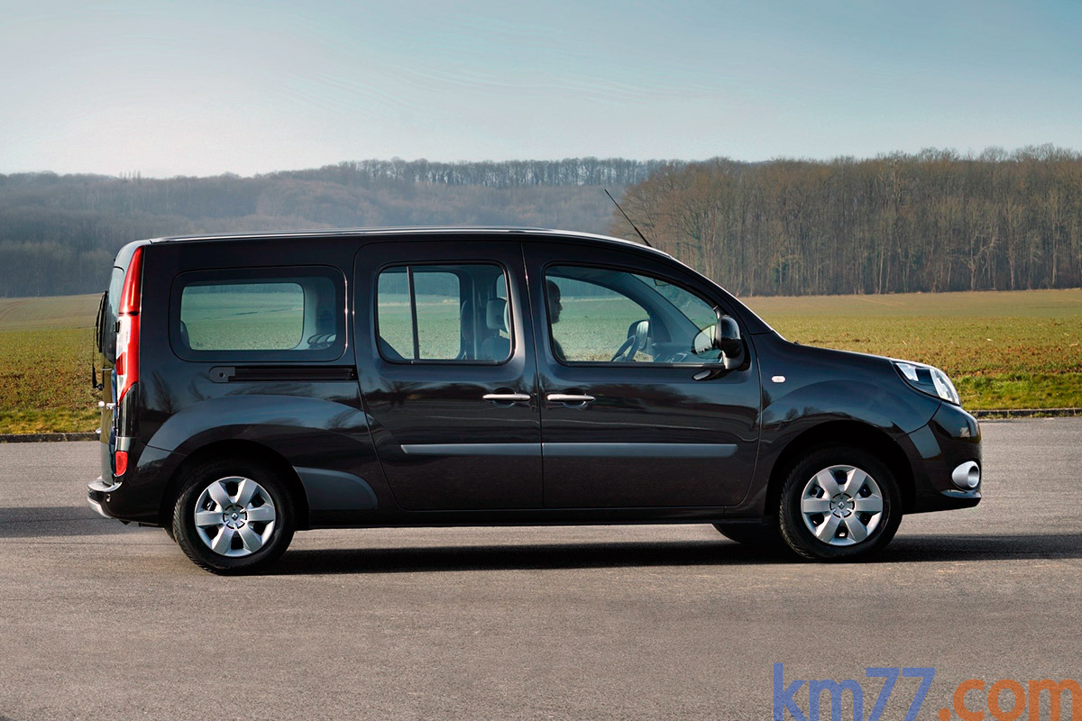 fotos exteriores renault kangoo y grand kangoo 2013. Black Bedroom Furniture Sets. Home Design Ideas