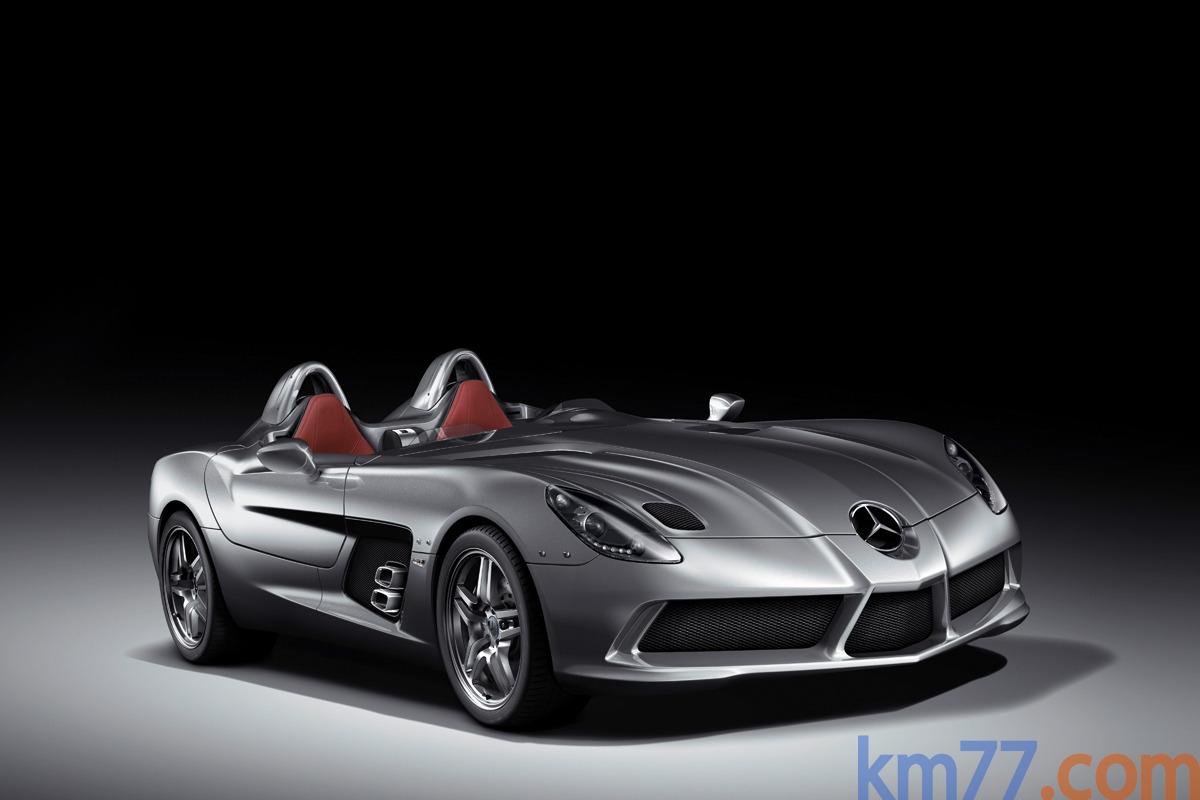 Ver mas info sobre el modelo Mercedes-Benz SLR