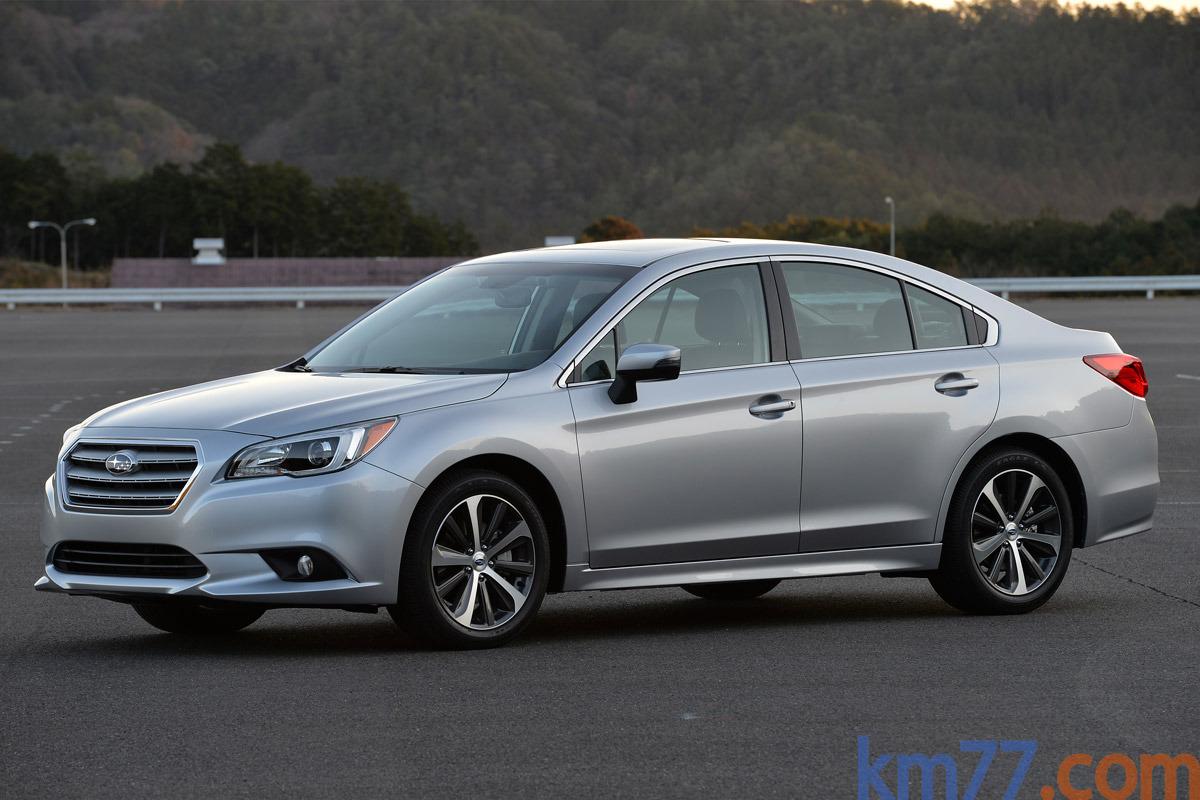 Ver mas info sobre el modelo Subaru Legacy