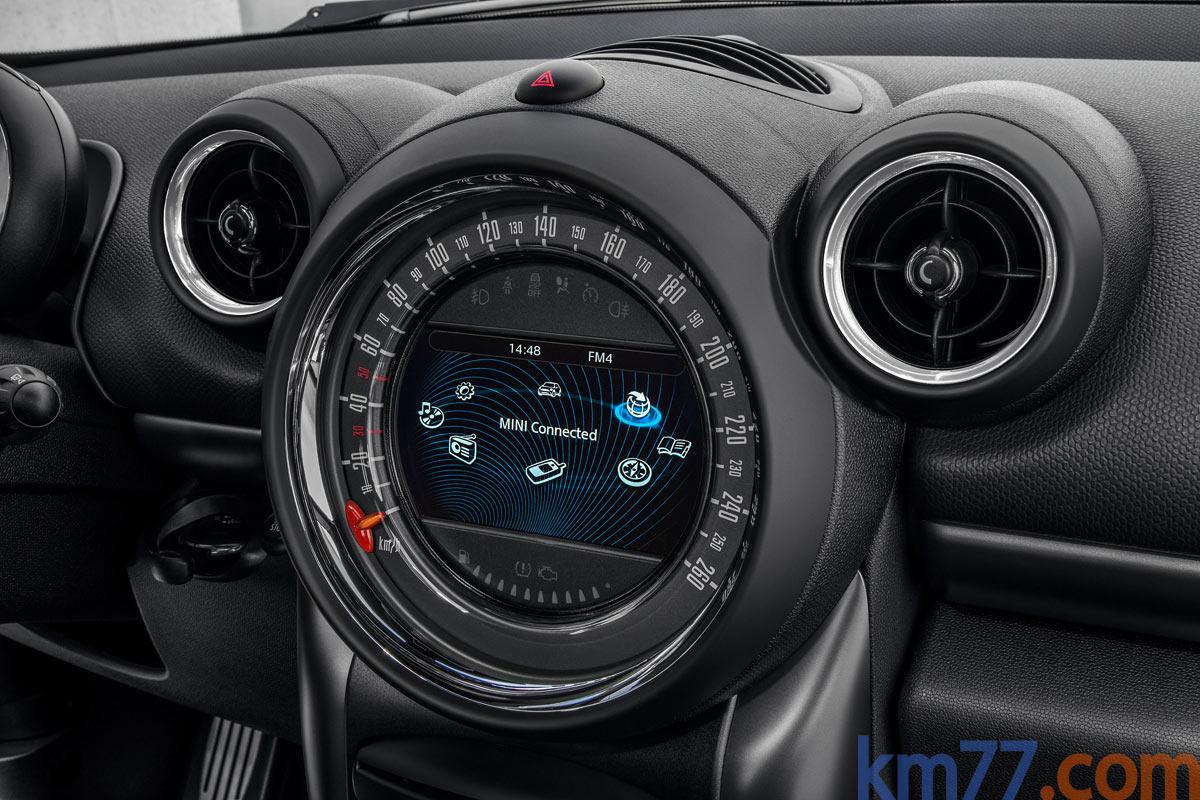 Mini One D Countryman 2014 2016 Precio Y Ficha Técnica Km77com