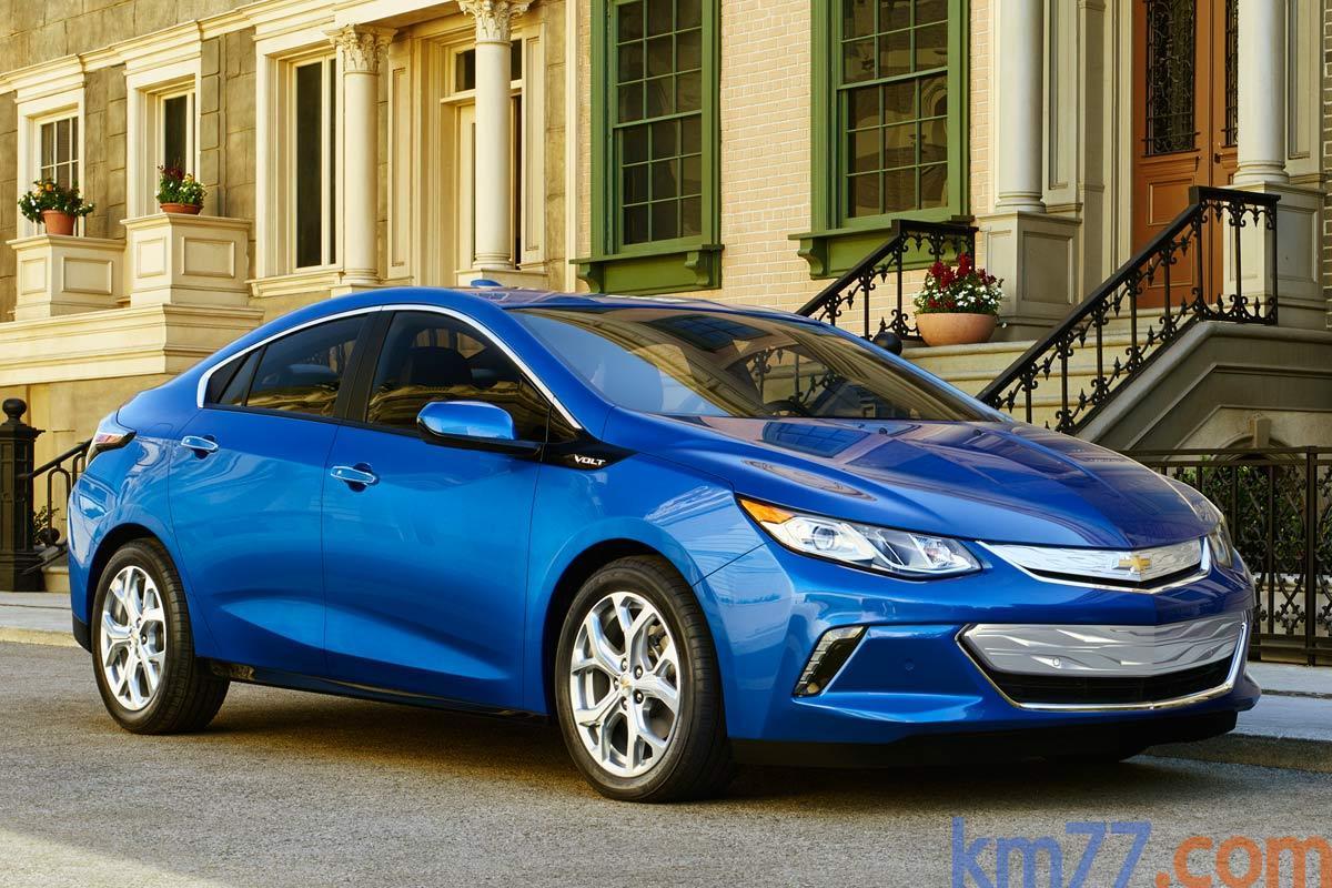 Ver mas info sobre el modelo Chevrolet Volt