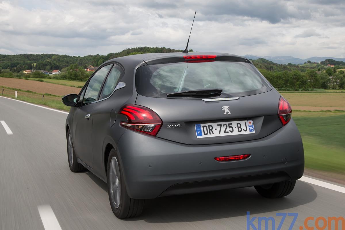 Peugeot 208 3p Gti 208 By Peugeot Sport 2015 Precio Y Ficha