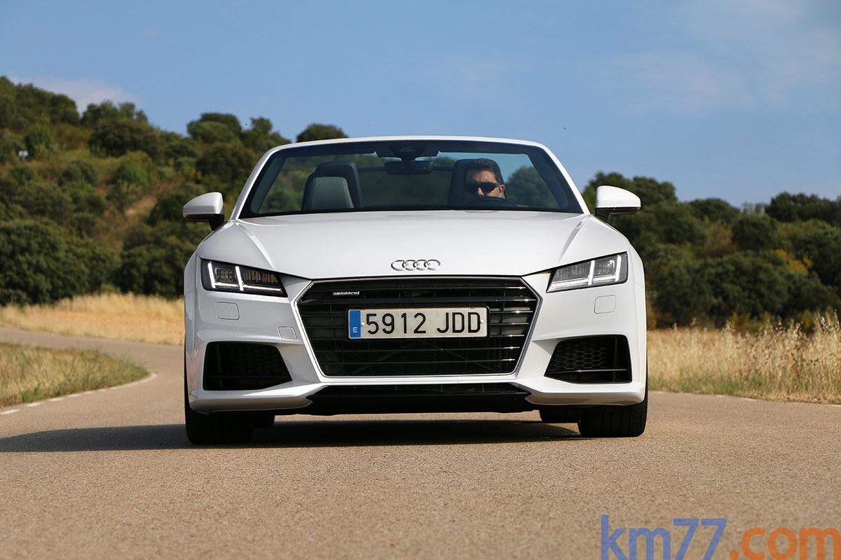 Audi Tt Coupé 2019 Información General Km77com