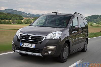Peugeot Partner Precios Equipamientos Fotos Pruebas Y Fichas