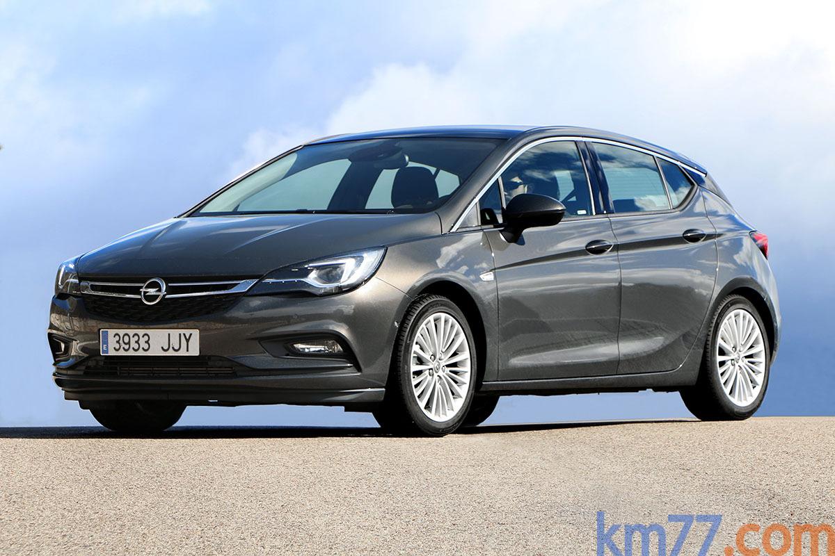 Fotos exteriores 5p opel astra 5 puertas 2016 - Opel astra 5 puertas ...