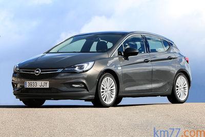 Opel astra 5 puertas 2016 precios equipamientos fotos pruebas y fichas t cnicas - Opel astra 5 puertas ...