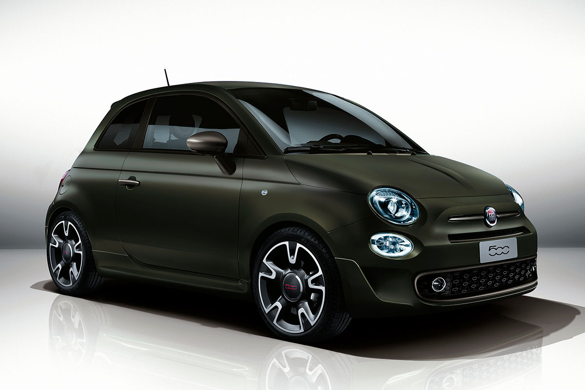 fotos exteriores 500 fiat 500 cabrio 2016. Black Bedroom Furniture Sets. Home Design Ideas