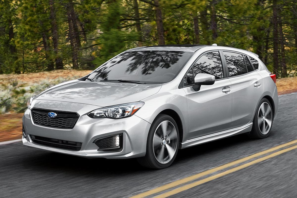 Ver mas info sobre el modelo Subaru Impreza