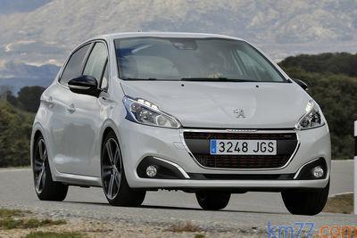 Peugeot 208 Precios Equipamientos Fotos Pruebas Y Fichas