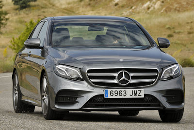 Mercedes-Benz E 200 EQ Boost | Precio - Foto