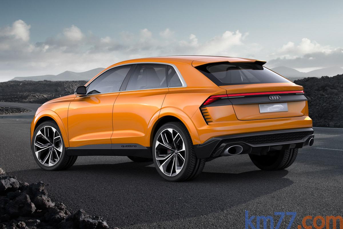 Audi q8 sport concept precio 11