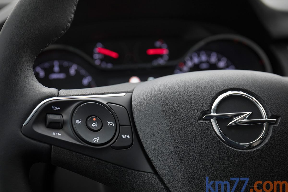 Opel grandland x 2018 impresiones del interior for Interior opel grandland x