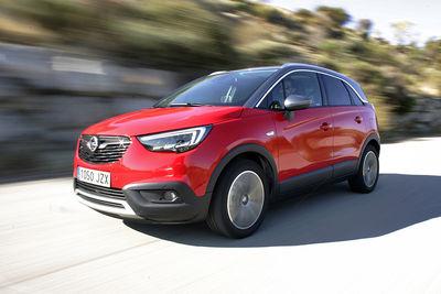Opel Crossland X 1.5 Diesel 102 CV y 1.5 Diesel 120 CV | Precios - Foto