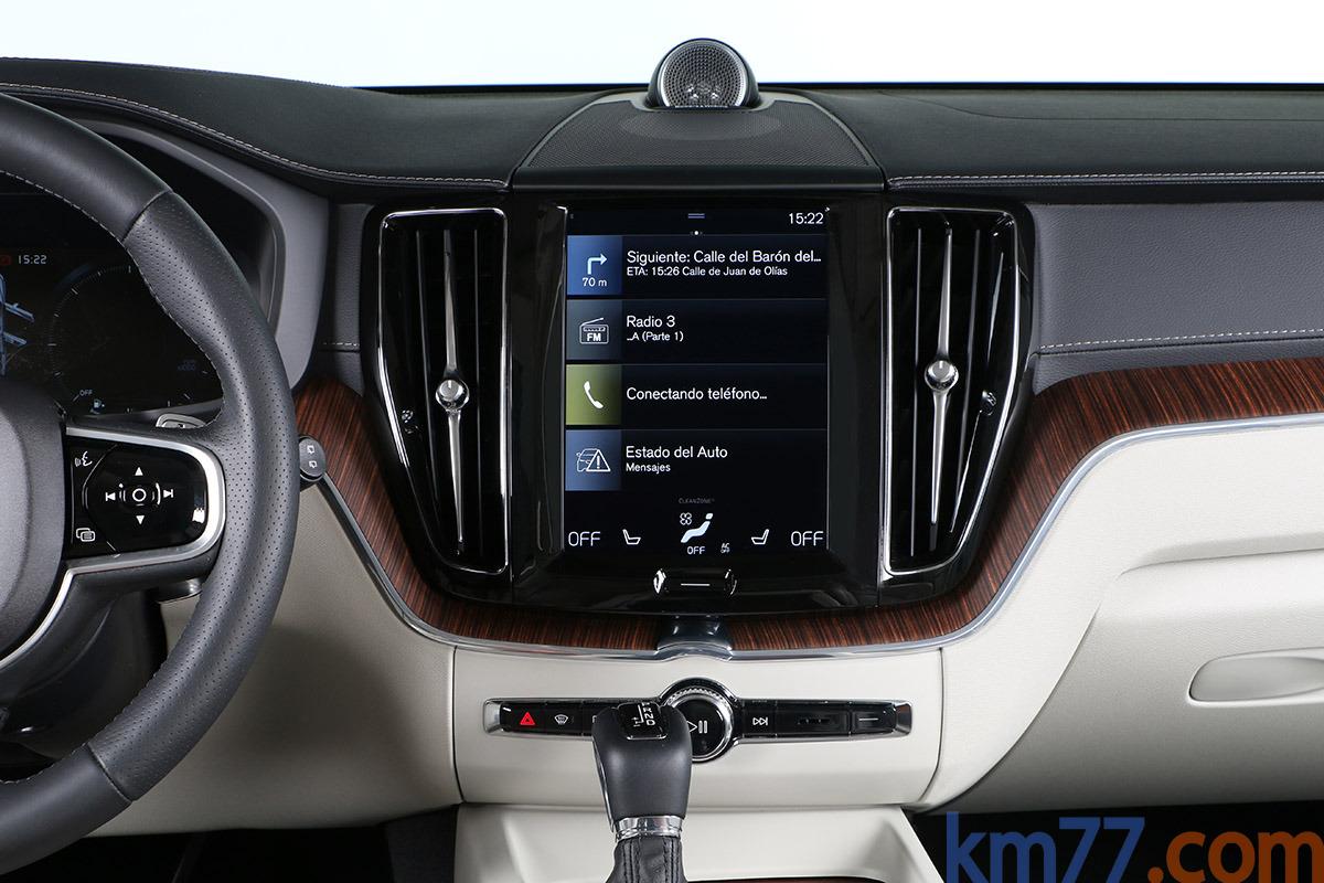 Volvo Xc60 2017 Impresiones Del Interior Km77 Com