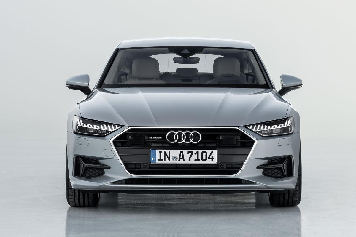 Ver mas info sobre el modelo Audi A7
