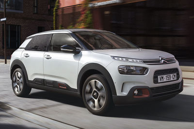 Citroën C4 Cactus (2018) | Primeras impresiones - Foto