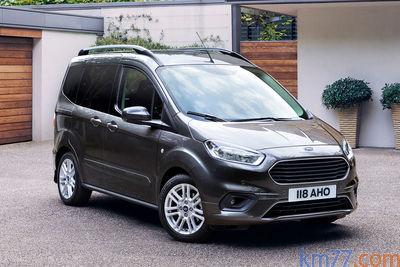 Ford Tourneo Courier 2018 Precios Equipamientos Fotos Pruebas Y Fichas Tecnicas Km77 Com