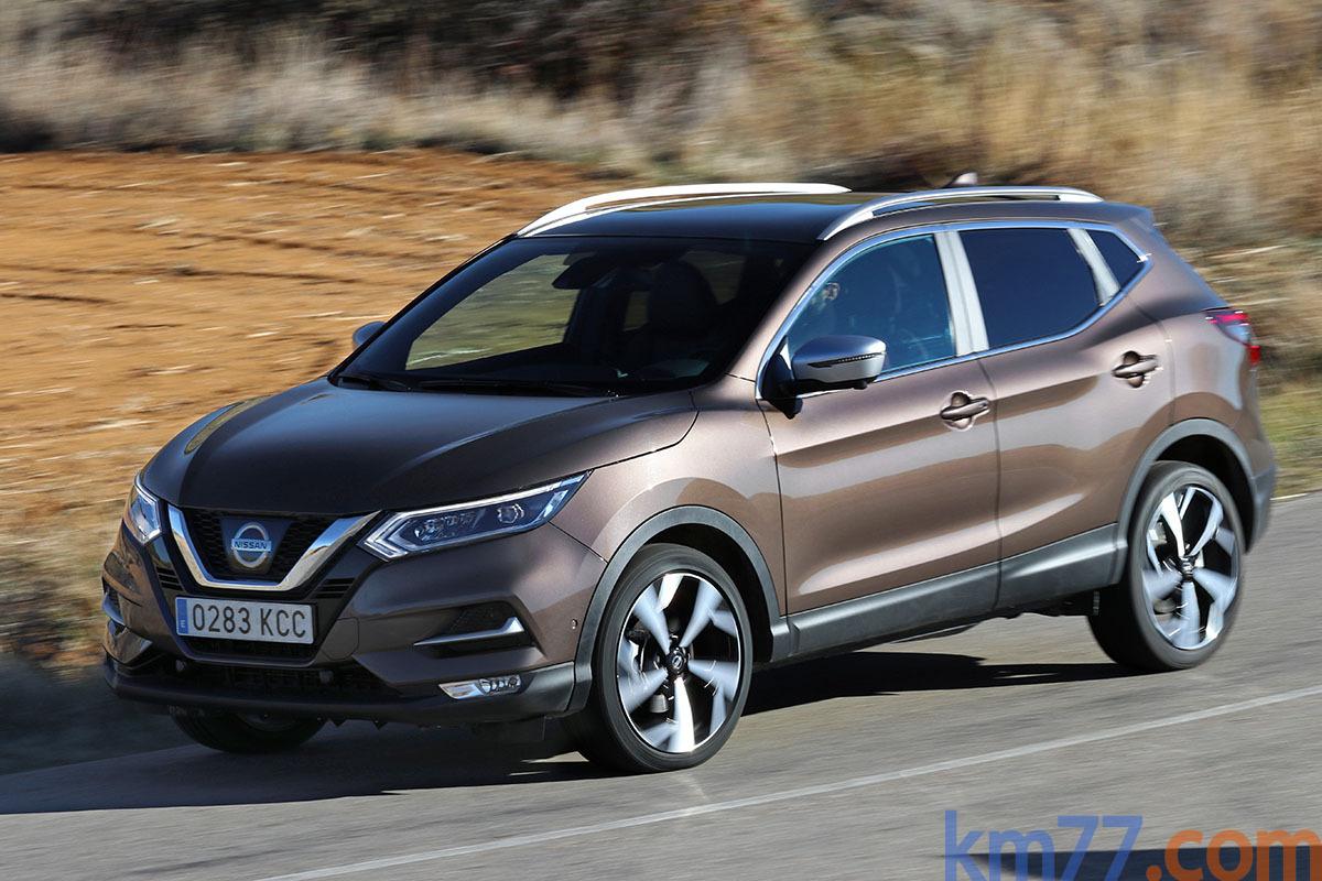 Fotos Exteriores Nissan Qashqai Km77 Com