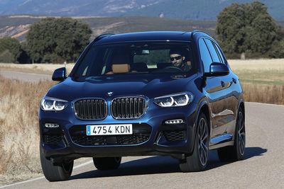 BMW X3 (2018) - Foto