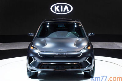 KIA Niro EV Concept (prototipo) - Foto