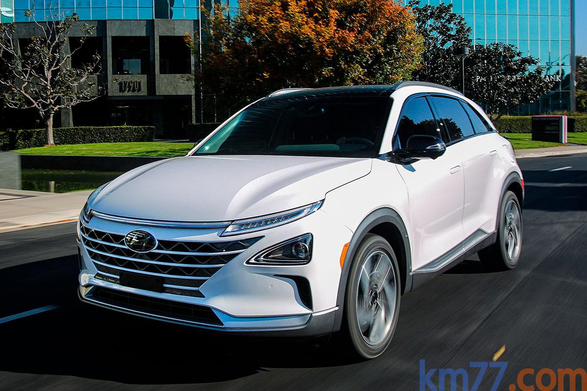 Hyundai con pila de hidrógeno a la venta en España por 69.000 euros