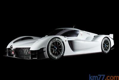 Toyota GR Super Sport Concept (prototipo) - Foto