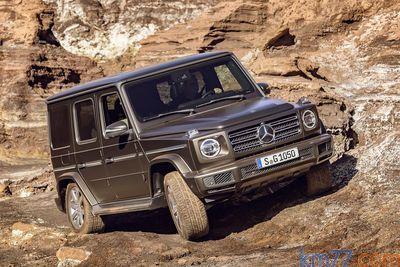 Mercedes-Benz Clase G (2018) - Foto